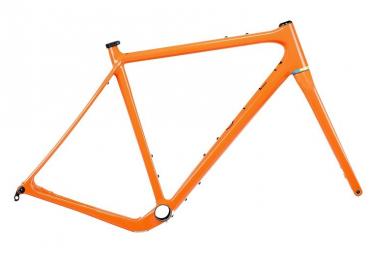 Kit Cadre / Fourche Open Wide Orange