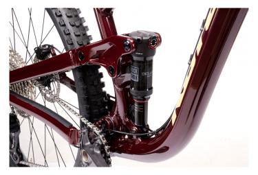 Kona Process 134 DL 29 '' Vollfederung MTB Shimano Deore 11S Gloss Pinot Noir 2021