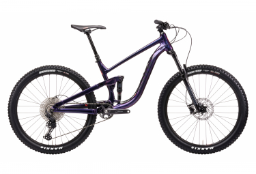 MTB Doble Suspensión Kona Process 134 DL 27.5 27.5'' Violet 2021