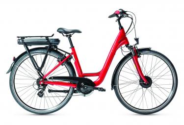Vélo de Ville Électrique Gitane  ORGANe-Bike Lady Shimano Tourney/Altus 8V 400 Rouge 2021