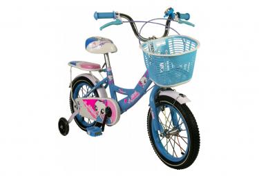 Vélo fille 14-16-18-20 pouces avec panier