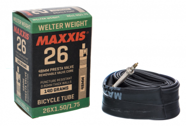 Maxxis Welter Weight 26 '' Camera d'aria Presta RVC 48mm