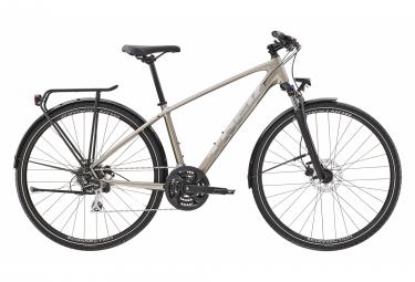 Trek Dual Sport Hybrid Bike Argent