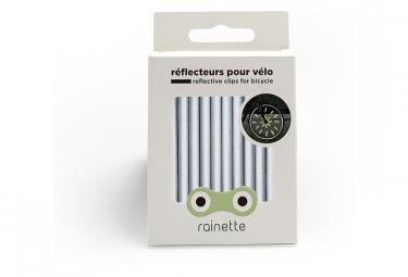 REFLECTEURS AR 12 réflecteurs pour rayons - Argent