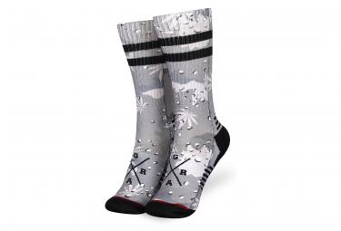 Technical Loose Riders Desert / Gray Socks