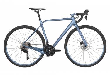 Gravel Bike Rondo RUUT CF2 Shimano GRX 2x10V Bleu/Stone 2021