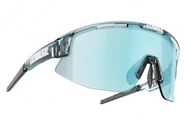 Bliz Matrix Hydro Lens Sonnenbrille Smoke Clear / Blue