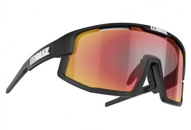 Bliz Vision Hydro Lens Sonnenbrille Schwarz / Rot