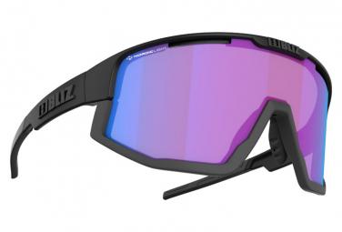 Bliz Vision Nano Optics Nordic Light Sunglasses Begonia / Black