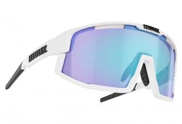 Bliz Vision Hydro Lens Sonnenbrille Weiß / Blau