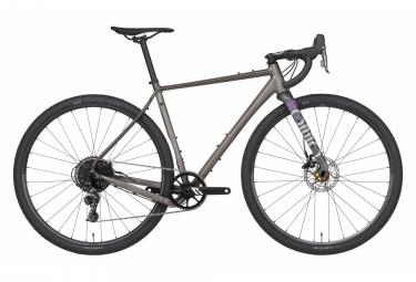 Gravel Bike Rondo RUUT AL1 650b Sram Apex 11V Brut/Gris 2021