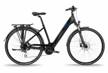 BH Atom City Wave bici elettrica da città Shimano Acera 8S 500 Wh 700 mm Nero 2021