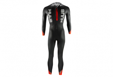 Huub Alta Neoprene Suit Black / Red