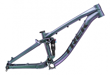 Kit Cadre Trek Ticket S 26'' Matte Emerald Iris 2021