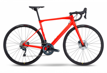 Bicicleta de carretera BMC Roadmachine Five Shimano Ultegra 11S 700 mm Rojo 2022
