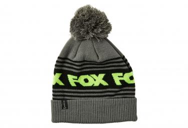 Bonnet Fox Frontline Gris