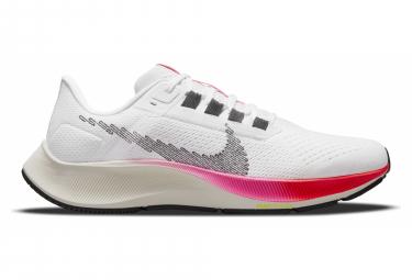 Zapatillas Nike Air Zoom Pegasus 38 Rawdacious para Hombre Blanco / Rosa