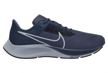 Chaussures de Running Nike Air Zoom Pegasus 38 Bleu / Gris