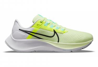 Chaussures de Running Femme Nike Air Zoom Pegasus 38 Jaune / Fluo / Bleu