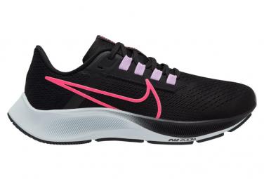 Zapatillas Nike Air Zoom Pegasus 38 para Mujer Negro / Rosa