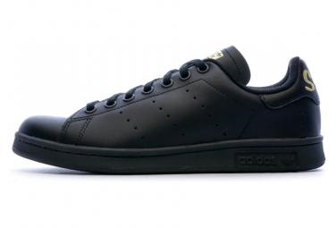 Stan Smith Baskets Noires Junior Adidas