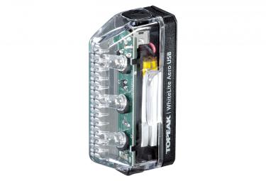 Éclairage Avant / Arrière Topeak Whitelite Aero USB