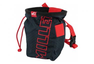Millet Ergo Chalk Bag Black / Red