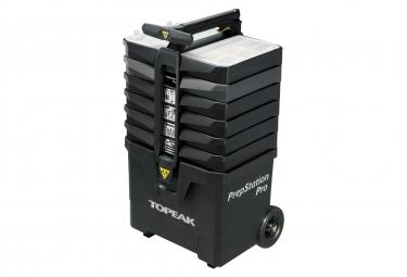 Caja de herramientas Topeak Prepstation Pro, negro
