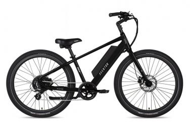 Bicicleta De Ciudad Electrica Aventon Pace 250 Shimano Altus 7s 250 Wh 650b Negro 2021 M   170 180 Cm