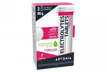 Aptonia Electro Tabs Energy Drink Red Fruits 4 x 20 g