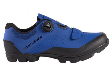 Zapatillas de MTB Bontrager Foray Royal Blue