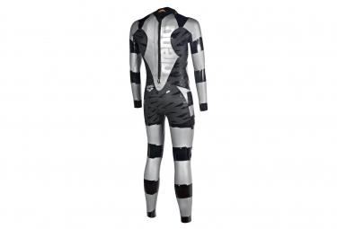 Arena Carbon SAMS Neoprene Wetsuit Black Silver