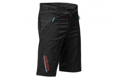 Pantaloncini Mondraker x Troy Lee Designs Skyline Neri
