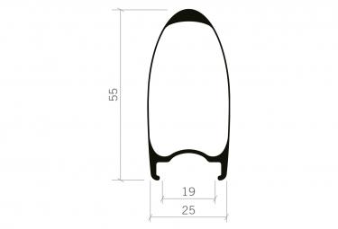 Juego de ruedas Vision TC 55 Disc Carbon Tubeless Ready | 12x100 - 12x142mm | Centerlock