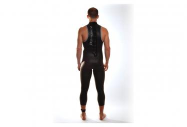 Aquaman Bionik Sleeveless Neoprene Suit Black