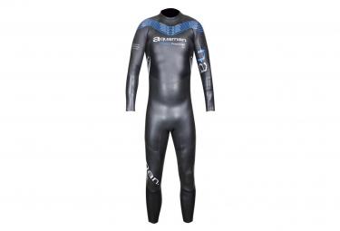Aquaman DNA Men's Neoprene Suit Black / Blue