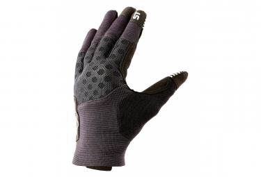 Pair of Rockrider ST 500 Gloves Black