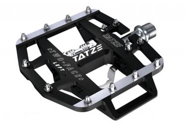 Tatze Two-Face Pedals Black