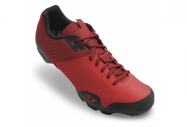 Zapatillas Mtb Giro Privateer Lace Rojas 46