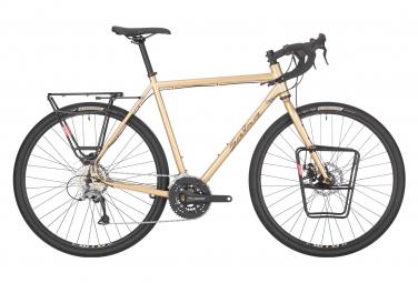 Salsa Marrakesh Travel Bike Shimano Alivio / Acera 9S 700mm Gold 2021