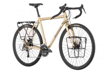 Vélo de Voyage Salsa Marrakesh Shimano Alivio/Acera 9V Or 2021