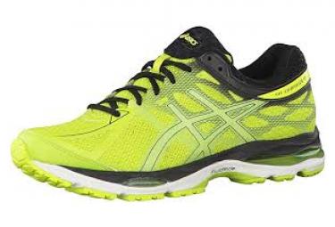 Chaussures De Course Running Asics Gel Cumulus 17 m Lite Show Flash Yellow 40