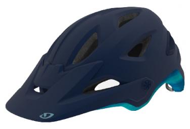 Casco All-Mountain Giro Montaro Mips Blu Scuro / Azzurro 2021