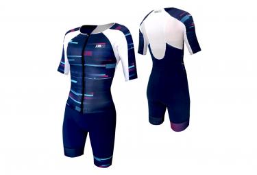 Zerod Racer Women's Blue Trisuit