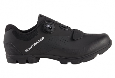 Zapatillas Bontrager Foray MTB negras