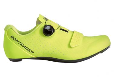 Chaussures Bontrager Circuit Jaune