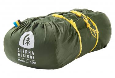 Sierra Design Meteor 2 3000 2 Persone 3 Stagioni Tenda Verde