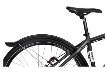 Vélo de Ville Électrique Bicyklet Joseph Shimano Altus 7V 417 Wh 700 mm Noir Gris 2021