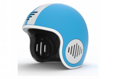 Casque bobbi bleu certifié vélo, ski et roller 51-55cm Chillafish