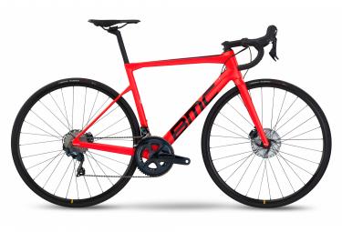 Bici da strada BMC Teammachine SLR Five Shimano Ultegra 11S 700 mm Rosso 2022